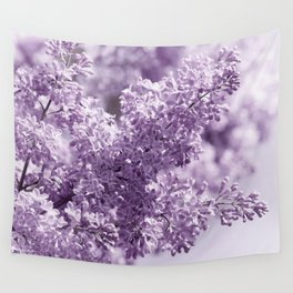 Lilac 166 Wall Tapestry