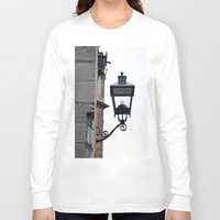 lantern Long Sleeve T-shirts featuring Lantern by Marieken