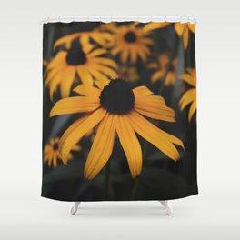 tiny sunshine Shower Curtain