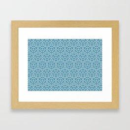 Hexpresso (7.1) Framed Art Print