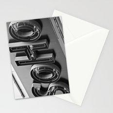 SoHo B&W Stationery Cards