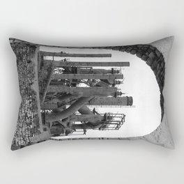 Bethlehem Steel Blast Furnace 7 Rectangular Pillow
