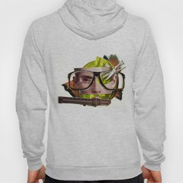 Make me perfect   Collage Hoody