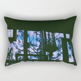 Silhouettes. Rectangular Pillow
