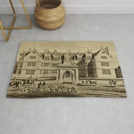 The Pytchley Hunt Rug