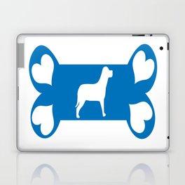 I Love my Dog Laptop & iPad Skin