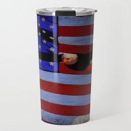 America!! Travel Mug