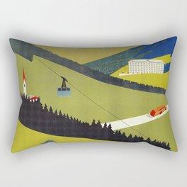 Alto Adige South Tyrol Rectangular Pillow