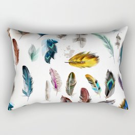 The big Feathers collection : Art Rectangular Pillow