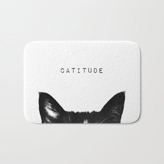 cat - catitude Bath Mat