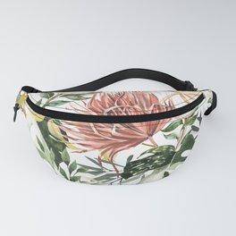 Bohem tropical bloom 003 Fanny Pack