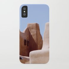 Colors of Santa Fe iPhone X Slim Case