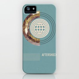 Aftershock iPhone Case