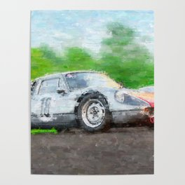 904 GTS Poster