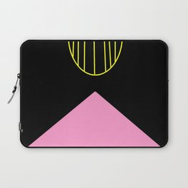 Couleurs imaginaires :Drapeau du Venusberg. Laptop Sleeve