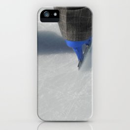 On Ice iPhone Case
