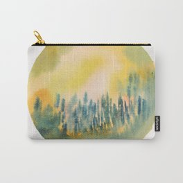7  | 190831 | Watercolor Circle Carry-All Pouch