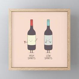 Moods... Framed Mini Art Print