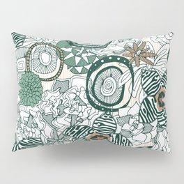 succulents limited Pillow Sham