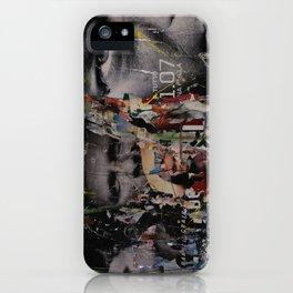 Super Gravità iPhone Case