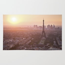 Sunset Skyline Rug