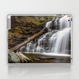 Cascade Waterfall Laptop & iPad Skin