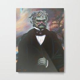 Swamp Sir Metal Print