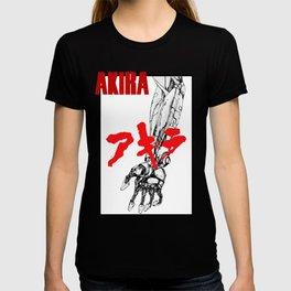 tetsuo arm T-shirt