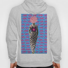Walking Dot Hoody