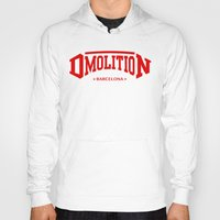 sports Hoodies featuring DMolition Sports by DMolition