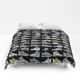 Seek the Sneakers Comforters
