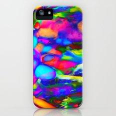 Neon Pink iPhone (5, 5s) Slim Case