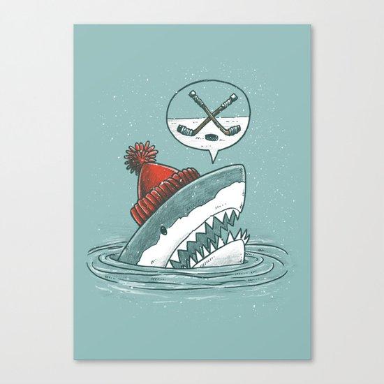 Hockey Shark by nickv47