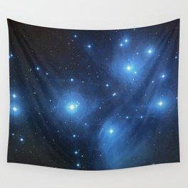 Star Struck - Pleiades Wall Tapestry