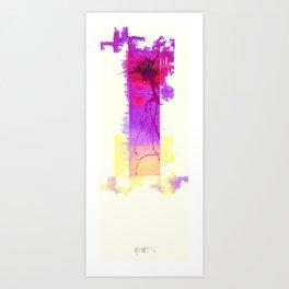 Fractula Art Print
