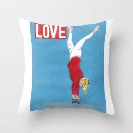 Patti McGEE Throw Pillow