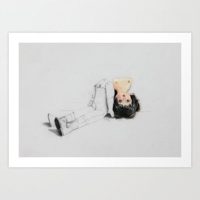 Rachael Rendon Art Print