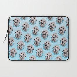 Irish Wolfhound Print Laptop Sleeve