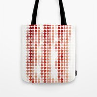 bacon Tote Bags featuring Bacon by Triplea