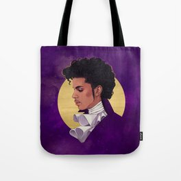 The after world. You can always see the sun, day or night.. Tote Bag