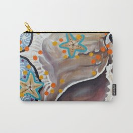'CAN YOU HEAR THE SEA?' - Ruth Priest Carry-All Pouch