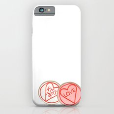 Pretty iced biscuits. iPhone 6s Slim Case