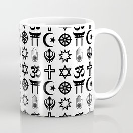 World Religions Coffee Mug