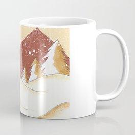 Mountain Flurry Coffee Mug