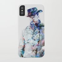 django iPhone & iPod Cases featuring Django by NKlein Design