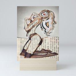 Solace Traveler Mini Art Print
