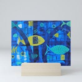 Flotsam Mini Art Print