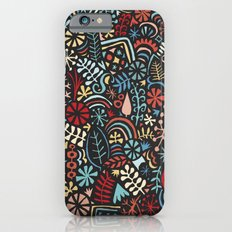 autumn doodle Slim Case iPhone 6s