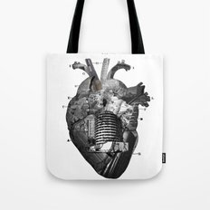 Heart of the City: Los Angeles Tote Bag