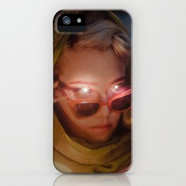 MIND READER iPhone Case